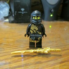 Lego Ninjago Cole DX Dragon eXtreme Golden Weapons Minifigure 2170 2520 njo015