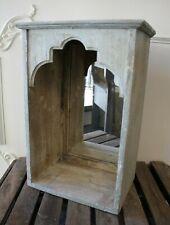 Clayre & Eef Tapiz Caja con Espejo Santuario De Vintage Estilo Antiguo 35CM Neu