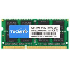 Memoria RAM 8 GB DDR3 - 1600 MHz PC3L -12800S CL 11 SODIMM per Portatile
