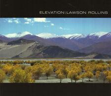 Lawson Rollins - Elevation [New CD]