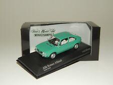 Alfa-Romeo Alfasud 1972 Verde 400120101 von Minichamps Scale 1:43 OVP