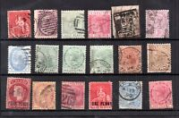 British Commonwealth QV unchecked collection WS21054