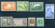 Caribbean Stamps 8 off GVI Mint