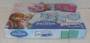 Cardinal Disney Frozen Memory Match game 100% Complete