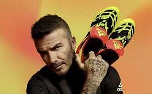 adidas Predator Accelerator TR DAVID BECKHAM Mens sz 8 Boost Soccer Shoes CG7051