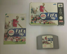 Fifa 99 (Nintendo 64, 1998, Boxed w/ Manual)
