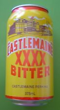 XXXX Castlemaine Brewery Retro Can Re issued 2017 as New Can is Bottom Opened