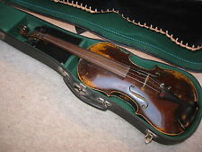 Nice old Stainer violin  Nice 1part back, was played a lot!
