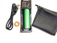 1 Batteria/battery Sony Konion US18650-VTC5A 35A descharge16C +Automatic Charger