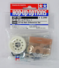 Tamiya 53863 (OP863) DT-02 Ball Differential Set