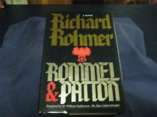 A5013 1986 ROMMEL AND PATTON Richard Rohmer