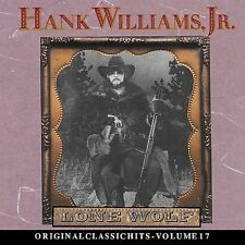 Lone Wolf by Hank Williams, Jr. (CD, Oct-1998, Curb) Free Ship BMG