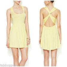 NEW Rachel Pally LANE Criss Cross Summer Sun Casual Dress NWT $212 L Large