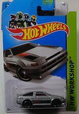 Hot Wheels TOYOTA AE-86 COROLLA 2014 HW Workshop