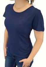 Bamboo Tee Shirt - Women's Loose Fit Tee, 3 colours, 5 sizes