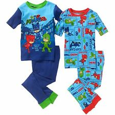 "PJ Masks /""3..2..1/"" Two Piece Pajama Set"