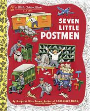 Seven Little Postmen by Golden Books (Hardback, 2002)