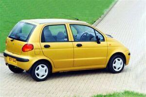 Daewoo Car Service Repair Manuals For Sale Ebay