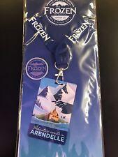Frozen Broadway Denver musical premiere pin and lanyard set new