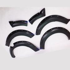 4 Dr Wheel Arch 6 inch Flares For Mazda Bt50 BT-50 Pickup Ute Xlt 2012 13 14 15