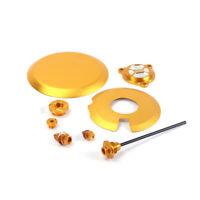 Oil Dipstick Stick Filter Cover Drain Plug Parts Set for Suzuki DRZ400S/SM 00-15