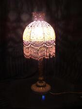 Lampe Art Nouveau début Art Déco en bronze d'époque