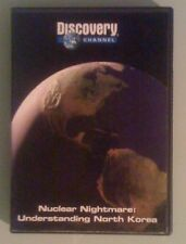 discovery channel  NUCLEAR NIGHTMARE : UNDERSTANDING NORTH KOREA     DVD