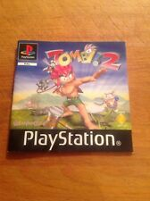 Ps1 Manual Only Tombi 2