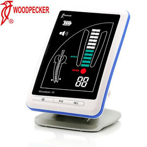 "Woodpecker Woodpex III Dental Endodontic Root Canal Apex Locator 4.5"" LCD BLUE"
