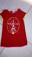 Tunique avec motifs bébé fille taille 6 mois Orchestra