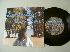 "ANNI ROSSI Wheelpusher/Arctic Swing numbered 7"" vinyl single"