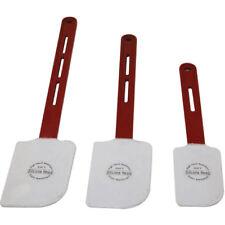 Winware by Winco High Heat Silicone Scraper with Plastic Handle