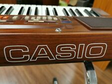 Casiotone 610 Analog Synth:Keyboard CT-610 80s Kult  ***Mint Kondition*** in OVP