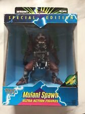 Spawn action figures Mutant Spawn ultra-action figure special edition