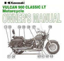 2010 KAWASAKI VULCAN 900 CLASSIC LT MOTORCYCLE OWNERS MANUAL -VN900DA-VULCAN 900