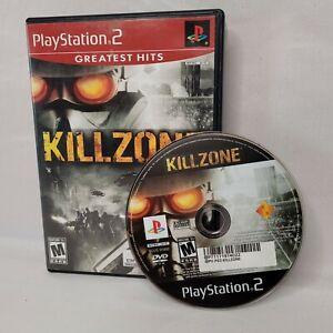 Killzone Greatest Hits (Sony PlayStation 2, 2004) PS2