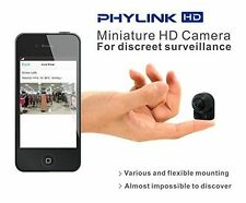 PHYLINK PLC-128PW 720P HD Covert IP Camera
