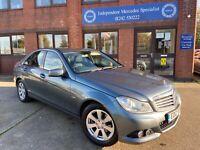 2012 Mercedes C180 Saloon -12 Months MOT - Parking sensors - 53,000 Miles
