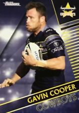 North Queensland Cowboys Single 2018 Season NRL & Rugby League Trading Cards