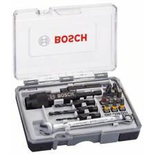 Bosch 20-teiliges Schrauberbit-Set Drill & Drive mit HSS-Bohrern Schraubenschlüs