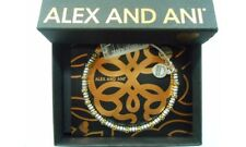 Alex and Ani ORBIT Two Tone Bangle Bracelet NWTBC FALL 2017