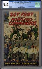 Sgt. Fury and His Howling Commandos #28 CGC 9.4 (C-OW)