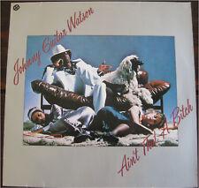Johnny Guitar Watson, Ain't that a bitch, VG/VG, Vinyl LP, 7726