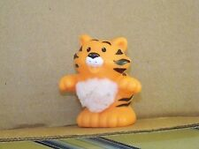 FP LITTLE PEOPLE TIGER TOUCH & FEEL WHITE FUR ON CHEST 2005 ARK REPLACEMENT