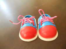 Wooden Tie a Little Bow Shoe Educational Teaching Aid