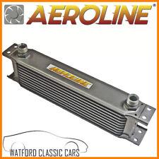 """Aeroline 10 Reihe ALU Ölkühler 1/2 """" BSP schnell Straßen & Rennen universell"""
