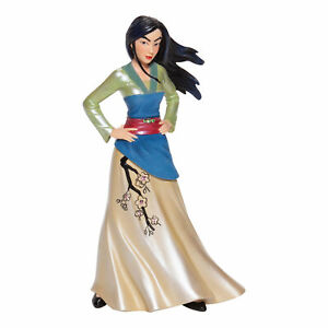 Disney Showcase Mulan Couture de Force Figurine New with Box