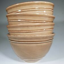 Pottery Barn CAMBRIA PERSIMMON Salad Plate 9041464