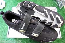 Scarpe SCOTT mountain bike mtb SPD shoes size taglia 47 black nere bici bike