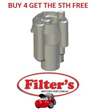 FUEL FILTER FOR KIA SORENTO 3.5L V6 PETROL 2003 - 2007 JS FILTERS AT BRETTS BTP